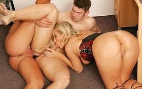 Порево онлайн биссексуалы
